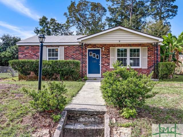 105 Gilliam Avenue, Savannah, GA 31406 (MLS #215271) :: The Arlow Real Estate Group