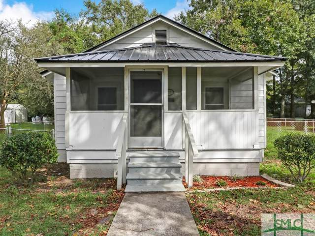 1212 E 70th Street, Savannah, GA 31404 (MLS #215272) :: Coastal Savannah Homes