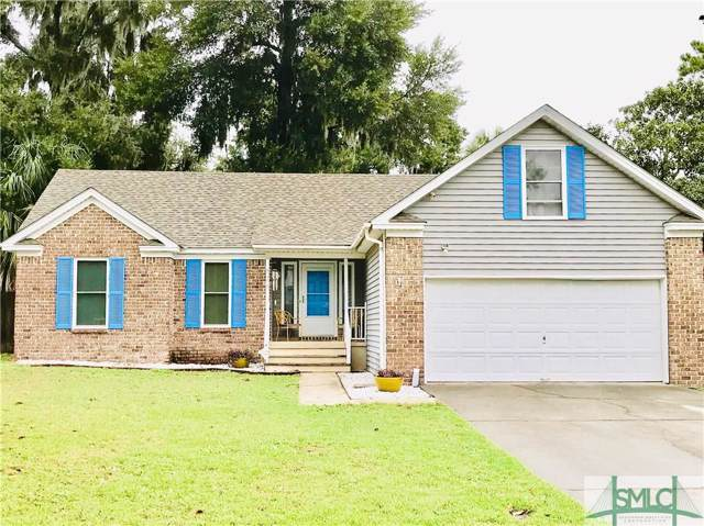 526 Pointe South Drive, Savannah, GA 31410 (MLS #215274) :: Teresa Cowart Team