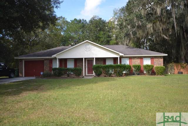 11 Tammys Circle, Pooler, GA 31322 (MLS #215290) :: Keller Williams Coastal Area Partners
