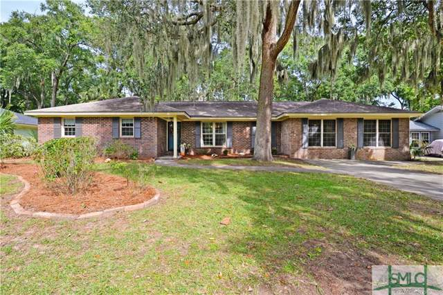 109 Halifax Road, Savannah, GA 31410 (MLS #215298) :: The Sheila Doney Team
