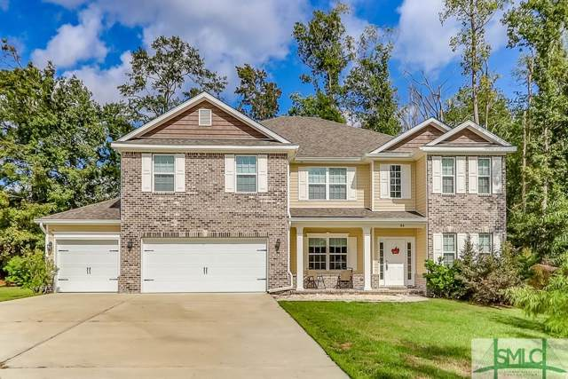 54 Litchfield Drive, Savannah, GA 31419 (MLS #215301) :: Keller Williams Coastal Area Partners