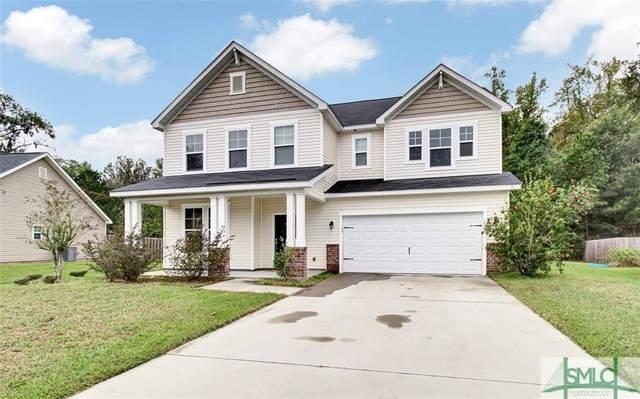 1073 Woodland Drive, Pooler, GA 31322 (MLS #215306) :: The Arlow Real Estate Group