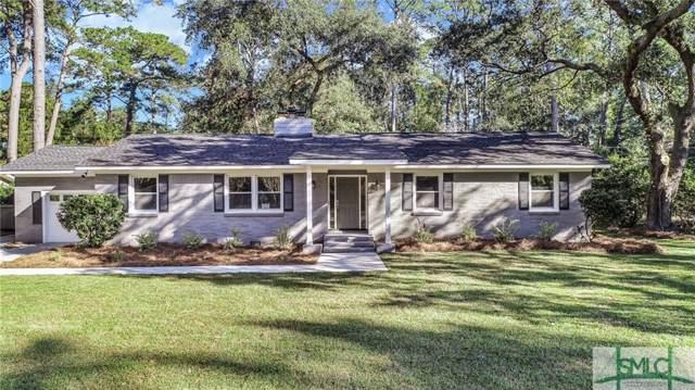 24 Leary Drive, Savannah, GA 31406 (MLS #215310) :: The Arlow Real Estate Group