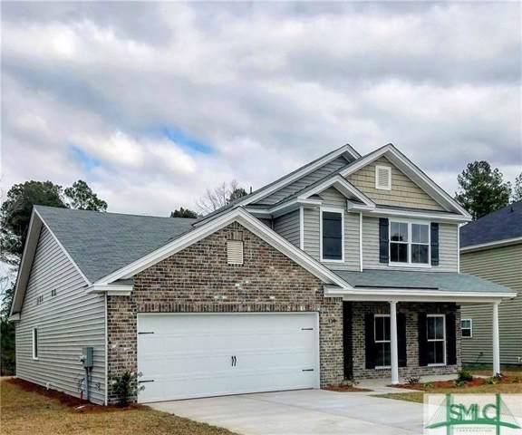125 Orkney Way, Savannah, GA 31407 (MLS #215315) :: Heather Murphy Real Estate Group