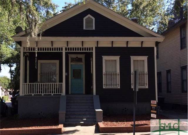315 E 37th Street B, Savannah, GA 31401 (MLS #215316) :: Robin Lance Realty