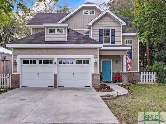 3213 Russell Street, Thunderbolt, GA 31404 (MLS #215318) :: The Randy Bocook Real Estate Team