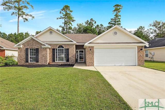 4 Carlisle Lane, Savannah, GA 31419 (MLS #215323) :: Coastal Savannah Homes