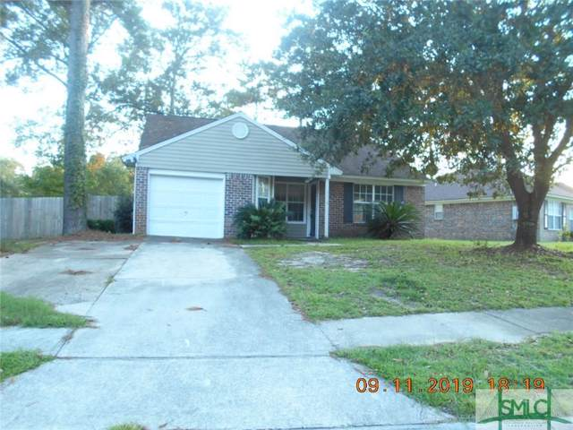 2 Finn Court, Savannah, GA 31419 (MLS #215329) :: Coastal Savannah Homes