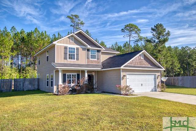 90 Highland Road NE, Ludowici, GA 31316 (MLS #215332) :: Teresa Cowart Team