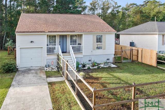 235 Stonebridge Drive, Savannah, GA 31410 (MLS #215336) :: Partin Real Estate Team at Better Homes and Gardens Real Estate Legacy