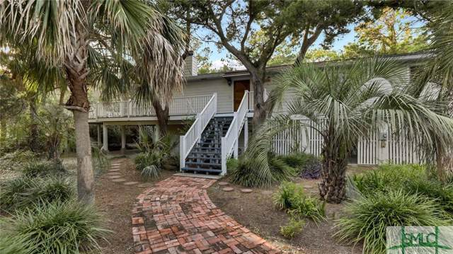 1705 Inlet Avenue, Tybee Island, GA 31328 (MLS #215338) :: The Sheila Doney Team