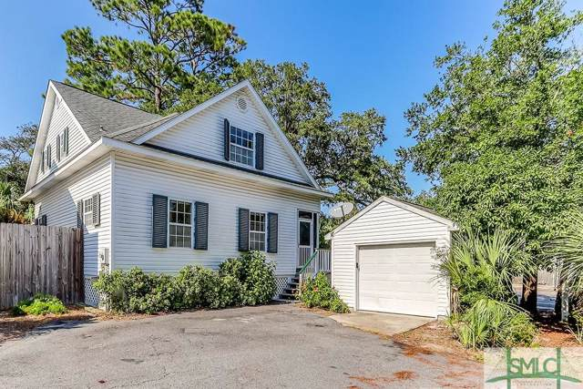 214 Eagles Nest Drive A, Tybee Island, GA 31328 (MLS #215349) :: RE/MAX All American Realty