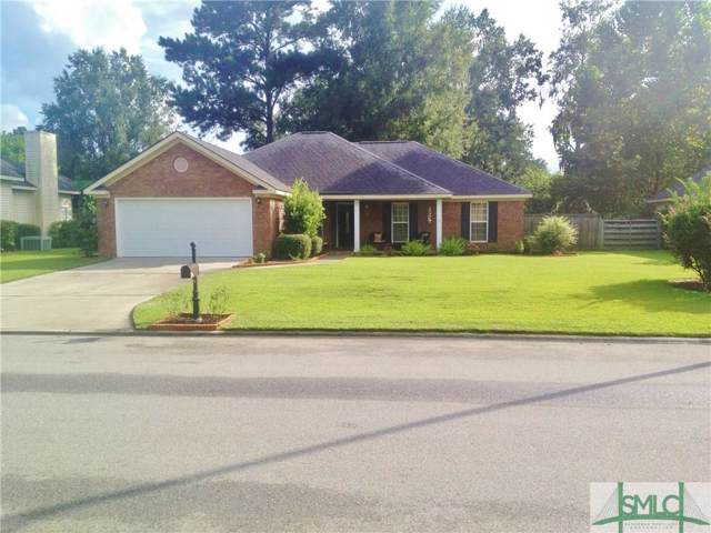 62 Young Way, Richmond Hill, GA 31324 (MLS #215351) :: Coastal Savannah Homes