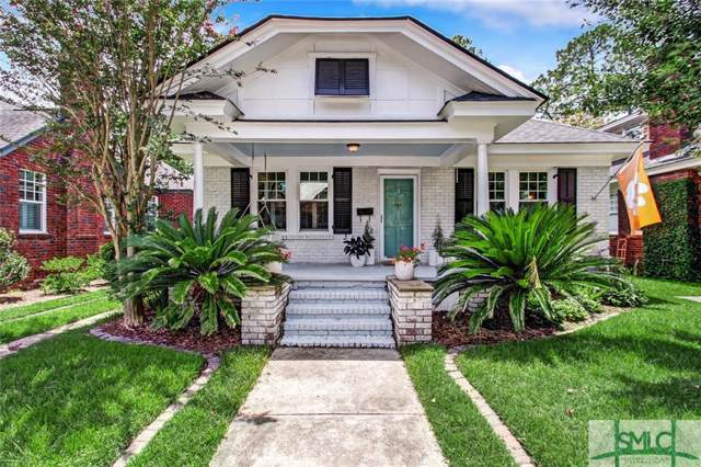 527 E 51st Street, Savannah, GA 31405 (MLS #215355) :: Liza DiMarco