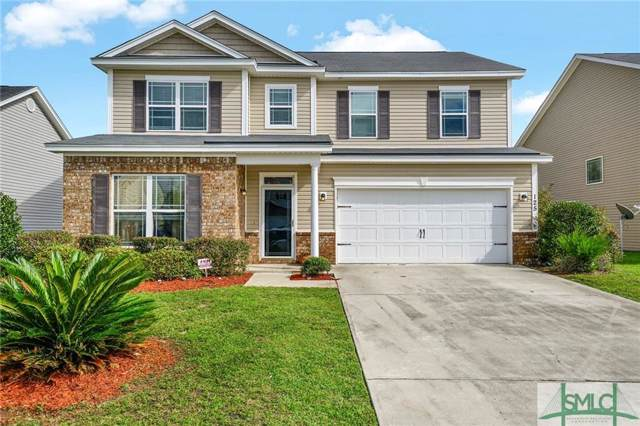 125 Somersby Boulevard, Pooler, GA 31322 (MLS #215368) :: Keller Williams Coastal Area Partners