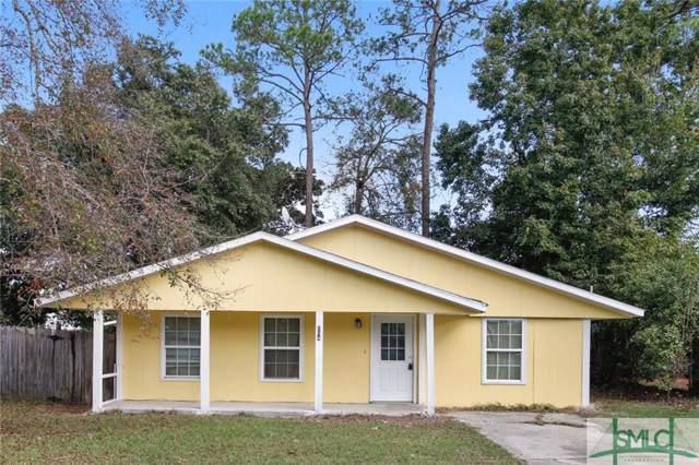 204 Garden Circle, Hinesville, GA 31313 (MLS #215369) :: The Sheila Doney Team