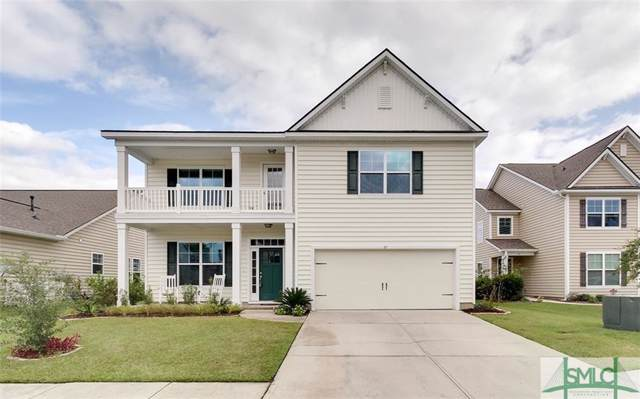 31 Hopper Ridge Road, Bluffton, SC 29909 (MLS #215375) :: The Sheila Doney Team