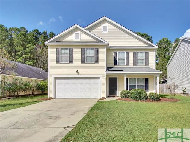 220 Tigers Paw Drive, Pooler, GA 31322 (MLS #215377) :: The Arlow Real Estate Group