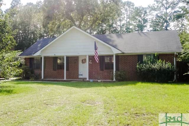 711 Little John Drive, Hinesville, GA 31313 (MLS #215383) :: Partin Real Estate Team at Better Homes and Gardens Real Estate Legacy