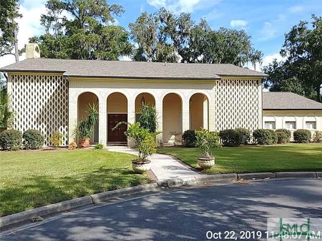 100 Early Street, Savannah, GA 31405 (MLS #215388) :: RE/MAX All American Realty