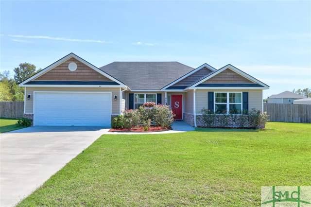 863 Herbert Kessler Road, Guyton, GA 31312 (MLS #215395) :: The Arlow Real Estate Group