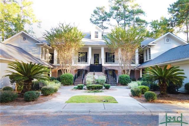 411 Southbridge Boulevard #105, Savannah, GA 31405 (MLS #215396) :: Liza DiMarco