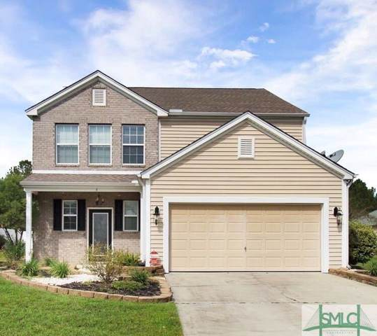 3 Old Bridge Drive, Pooler, GA 31322 (MLS #215400) :: Keller Williams Coastal Area Partners