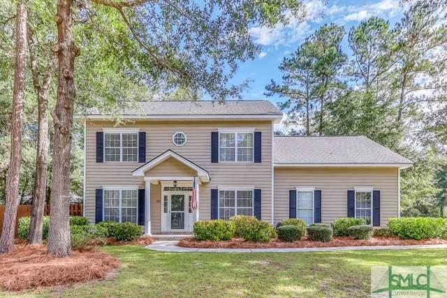 109 Ridgecrest Drive, Rincon, GA 31326 (MLS #215402) :: The Arlow Real Estate Group