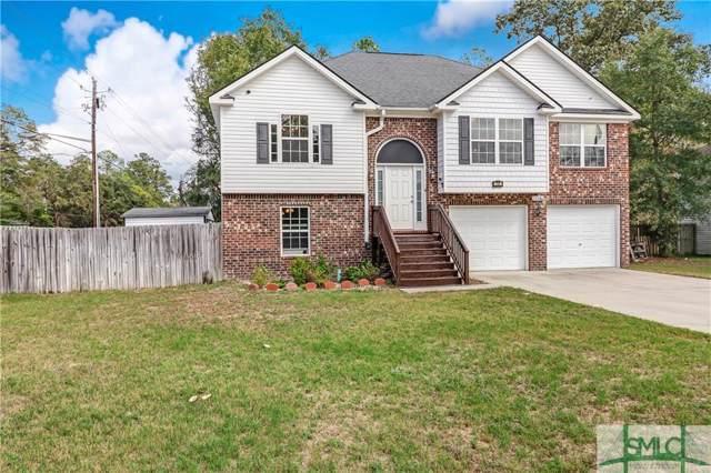 158 Ridgewood Circle, Rincon, GA 31326 (MLS #215406) :: Teresa Cowart Team