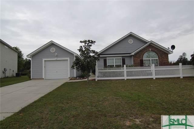 11 Cromer Street, Savannah, GA 31407 (MLS #215422) :: The Arlow Real Estate Group