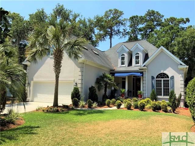 1 Sanderling Court, Savannah, GA 31411 (MLS #215429) :: Heather Murphy Real Estate Group