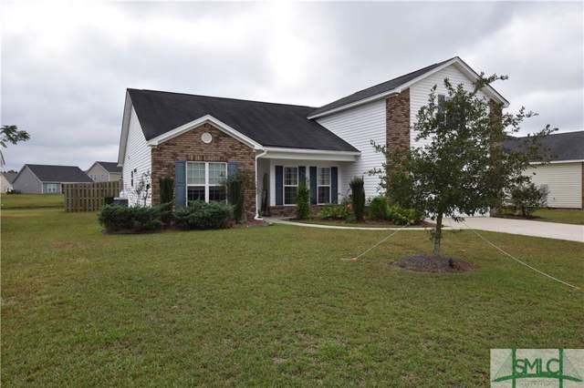 158 Brickhill Circle, Savannah, GA 31407 (MLS #215432) :: Heather Murphy Real Estate Group