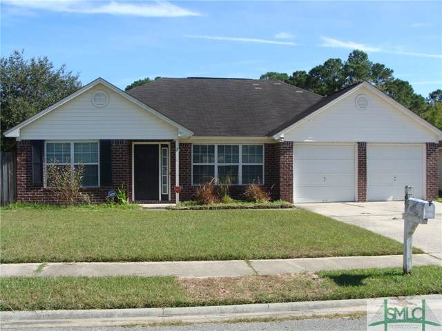 2 Depwick Court, Pooler, GA 31322 (MLS #215447) :: The Randy Bocook Real Estate Team