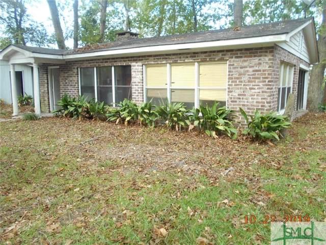 0 Tuckasee King Road, Clyo, GA 31303 (MLS #215448) :: Heather Murphy Real Estate Group
