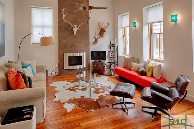 9 W York Street #306, Savannah, GA 31401 (MLS #215449) :: Heather Murphy Real Estate Group