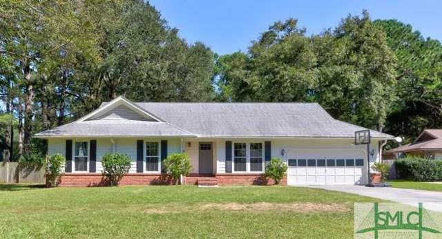 4 E Gazebo Lane, Savannah, GA 31410 (MLS #215450) :: Heather Murphy Real Estate Group