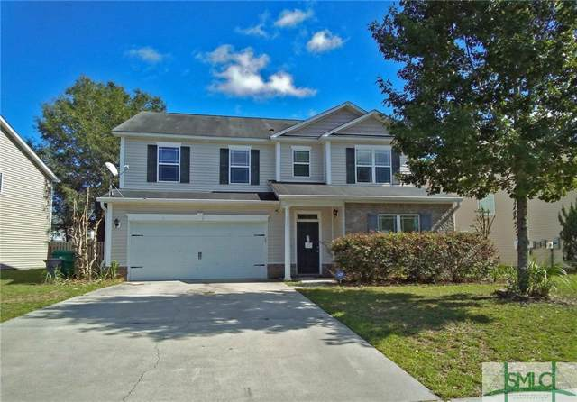 61 Sago Palm Drive, Bluffton, SC 29910 (MLS #215454) :: RE/MAX All American Realty