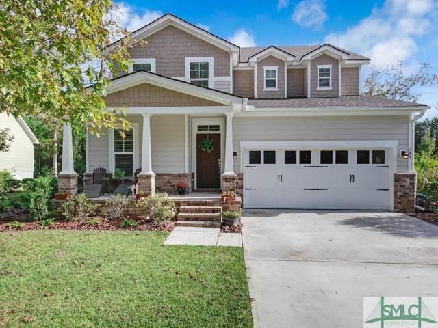 144 Moor Hen Landing, Savannah, GA 31419 (MLS #215455) :: Liza DiMarco