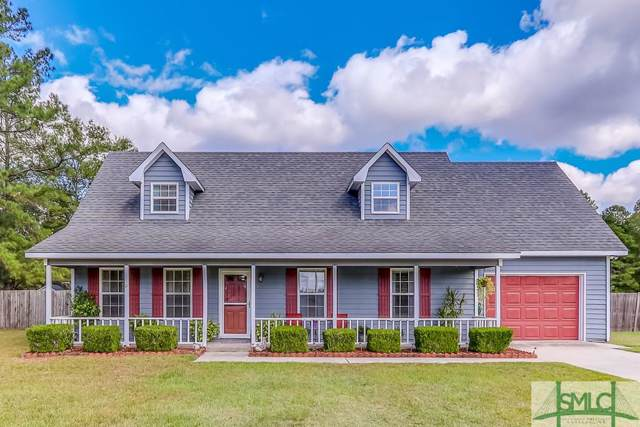 2975 Mccall Road, Rincon, GA 31326 (MLS #215463) :: Heather Murphy Real Estate Group
