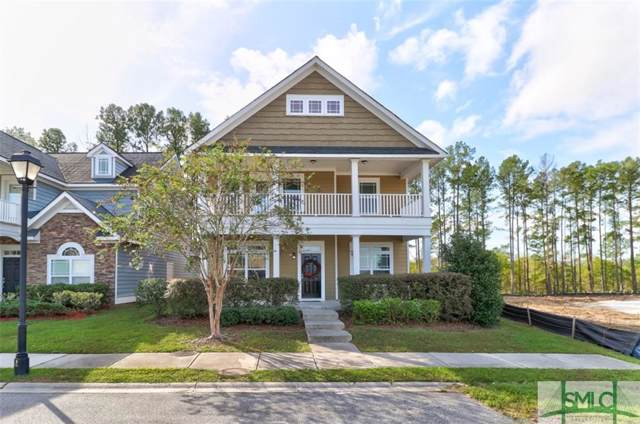 147 Moonlight Trail, Port Wentworth, GA 31407 (MLS #215466) :: RE/MAX All American Realty