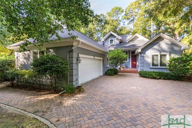 7 Heartwood Court, Savannah, GA 31411 (MLS #215473) :: The Sheila Doney Team