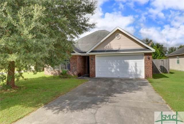 31 Rainier Lane, Savannah, GA 31405 (MLS #215491) :: The Arlow Real Estate Group