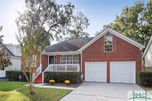 7 Barnacle Court, Savannah, GA 31410 (MLS #215506) :: Liza DiMarco