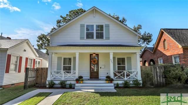 505 E 52nd Street, Savannah, GA 31405 (MLS #215518) :: Liza DiMarco