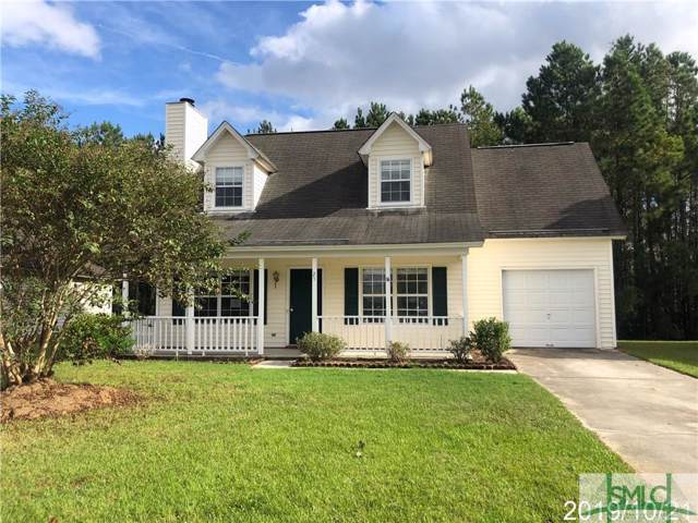 25 Parish Way, Pooler, GA 31322 (MLS #215523) :: The Randy Bocook Real Estate Team