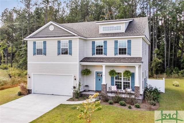 130 James Drive, Richmond Hill, GA 31324 (MLS #215526) :: Coastal Savannah Homes