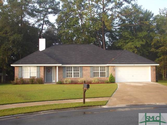 64 Ryan Drive, Richmond Hill, GA 31324 (MLS #215529) :: Teresa Cowart Team