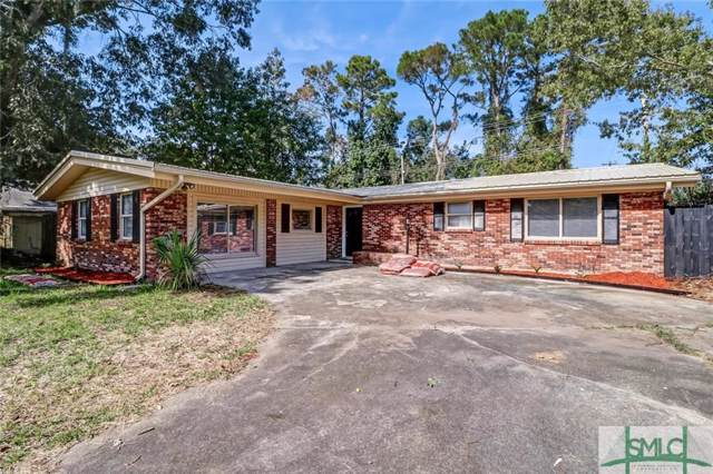 642 Northbrook Road, Savannah, GA 31419 (MLS #215543) :: RE/MAX All American Realty
