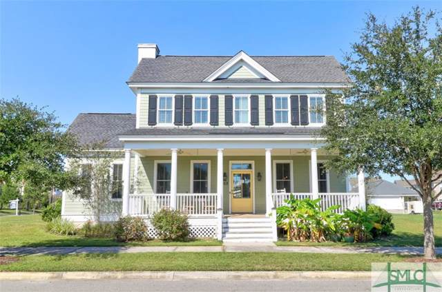 103 Parkside Boulevard, Port Wentworth, GA 31407 (MLS #215544) :: RE/MAX All American Realty